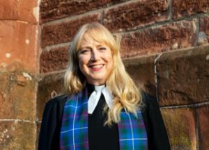 Rev Lorna Tunstall