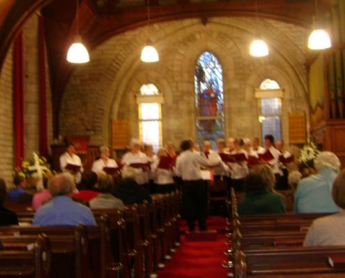 Clyne, Brora Church Interior
